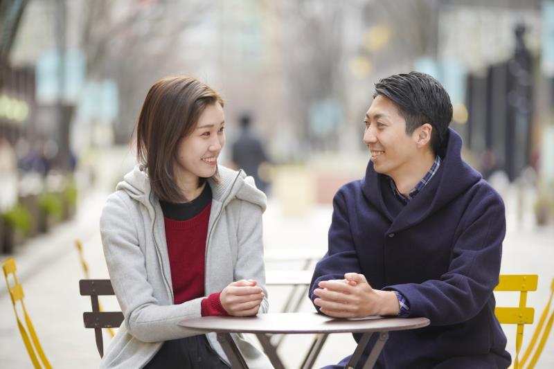 恋愛の場面でコミュニケーション検定資格を活かす人