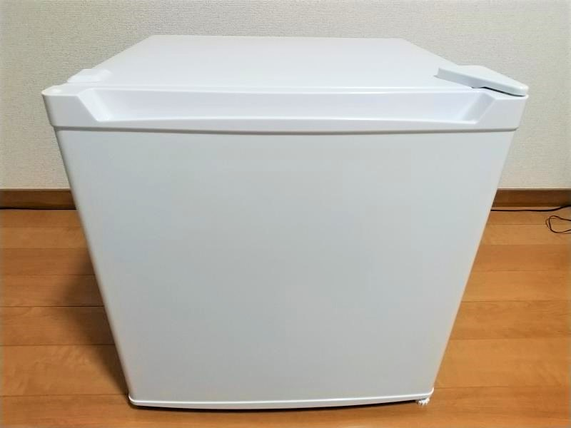 アイリスプラザ 1ドア 冷蔵庫 PRC-B051D-W
