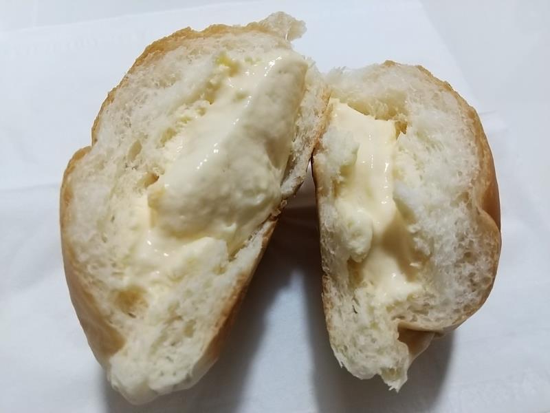 奥久慈卵のとろ~りクリームパン
