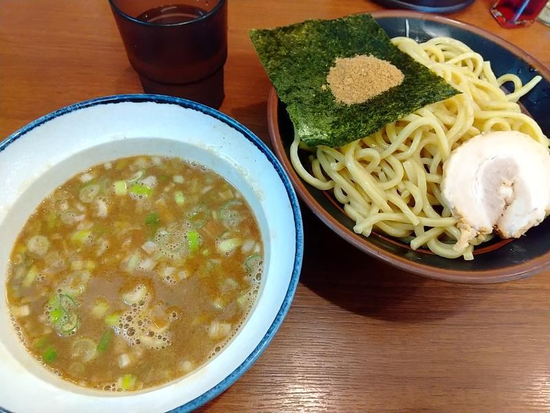 宮本商店のつけ麺